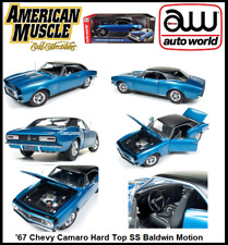 New Collectible '67 Chevy Camaro SS 50 Years Anniversary 1:18 Scale Diecast Car