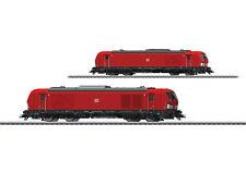 Märklin 36291 locomotive Diesel BR 247 Vectron rouge trafic mfx son Métallique #