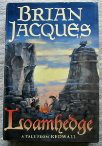 Loamhedge (Redwall #16) by Brian Jacques (HC) Philomel