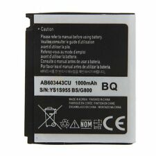 Samsung SCH-U940 U940 Standard Cellphone Lithium Ion Battery AB603443CU 750mAh