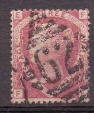 1870 Qv Sg51 Pl3 1.5d Rose-red Lovely Reduced