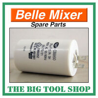 BELLE 25UF 240V CAPACITOR FOR MINI MIX 150 MIXER MOTOR, *GENUINE PART*