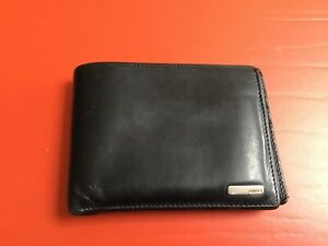 Gucci Men's Black Leather Wallet