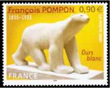 Timbre Animaux Ours  France 3206 ** année 2005 lot 26057