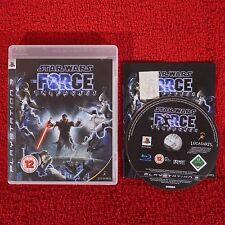STAR Wars il Potere della Forza-Playstation 3 PS3 ~ 12+ Gioco di azione