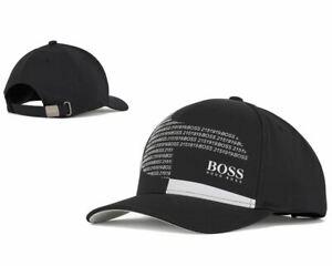 Hugo Boss Cap Typo 50449571 001 Baseball Cap Black