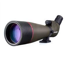 SVBONY Angled Zoom 20-60x80mm Fully Multi-Coated Refractor Spotting Scope