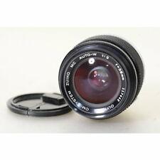Olympus Zuiko 28mm 1:2 Weitwinkel für OM Kameras - Zuiko 2,0/28 Wide Angle Lens