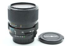 [Mint] Minolta New MD Zoom 35-70mm F3.5 Macro Lens From JAPAN #10353