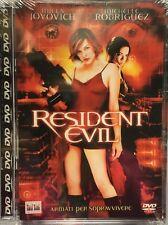 RESIDENT EVIL  DVD  JEWEL BOX NUOVO
