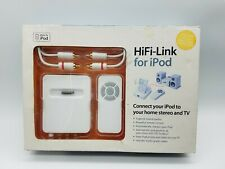 XITEL HiFi Link Universal Ipod Dock for Audio Systems Video RCA