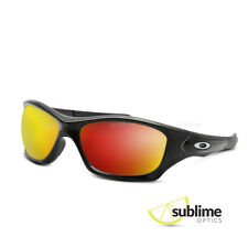 Metallic Fire Red Replacement Lenses For Oakley Pit Bull ~ Rojo rouge