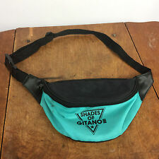 Vintage Gitano Fanny Pack travel Beach Bag 80s 90s Grunge Surf Carry