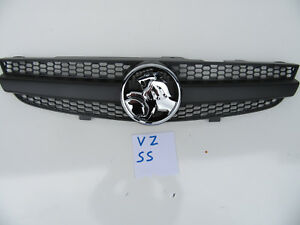 Holden Commodore GM GENUINE VZ SS SV6 SSV SV8 Front Grille new VZ SS GENUINE NEW