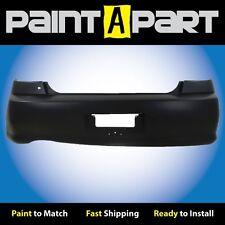 Fits: 2005 2006 Infiniti G35 Sedan Rear Bumper Cover (IN1100123) Painted