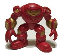 2008 Hasbro Marvel Super Hero Squad Iron Man Hulkbuster Action Figure 2.5""