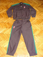 AC Milan Soccer Tracksuit Italy Football Presentation Suit Champions League BNWT