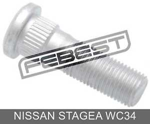 Wheel Stud For Nissan Stagea Wc34 (1996-2001)