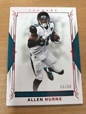 2017 National Treasures Allen hurns 66/88 (Jersey Number) Jaguars