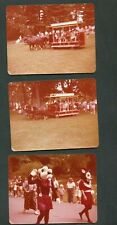 Vintage Photos Toonerville Trolley & Mickey Mouse Costumes 989052