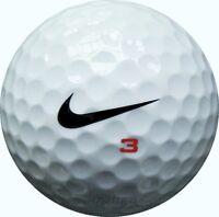 25 Nike RZN Red Golfbälle im Netzbeutel AAA/AAAA Lakeballs R Z N Bälle Golf