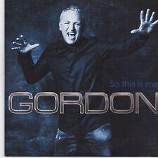 Gordon-So This Is Me cd single