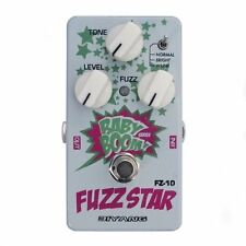 Biyang FZ-10 Fuzz Star Guitar Effects Pedal