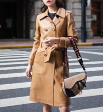 Real Leather Catsuit  MATRIX-COAT   Sexy Dress Cat Suit Kinky Dress