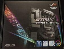 ASUS ROG STRIX Z270I GAMING LGA 1151 Intel Z270 HDMI SATA 6Gb/s USB 3.0 Mini ITX