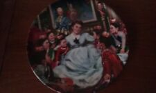 """""""Getting To Know You"""" 3rd Issue King and I series Knowles Collection Mib Coa"""