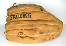"Spalding Baseball Softball Outfielder Glove 13.5"" Competition Series 42-441+"