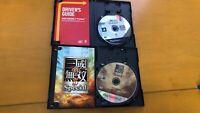 Dynasty Warriors 5 Gran Turismo 4 PS3 set japan game