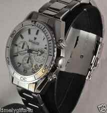 New Men's Italian Tennis Lancaster Watch Chrono Quartz Battery 45mm Cost $799