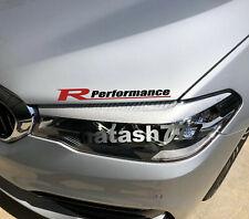 RACING Performance R Sport Car Truck SUV Vinyl Decal Sticker Emblem logo