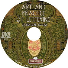 Art & Practice of Lettering { How To Do Calligraphy for Fun or Profit } on DVD