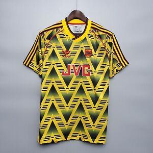Arsenal 91/93 Home Retro soccer jersey football shirt vintage