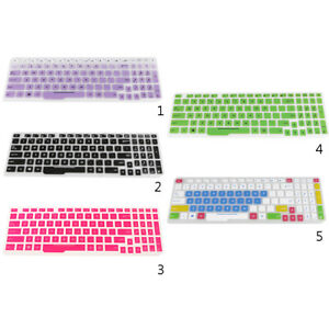 Gel Soft Keyboard Cover Film Protector Skin for ASUS FX53VD Laptop Notebooks