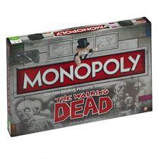The Walking Dead Monopoly Jeu de société instinct de survie NEUF scellé