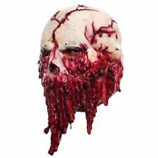 Airsoft Máscara Horror Scarry Látex Maskd Calavera Zombi Tocados Broma Accesorio