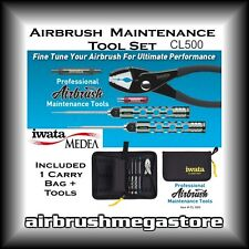 Iwata CL500 Airbrush Maintenance Tool Set + Free Insured Post
