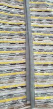 Bedek Altana Luxury Striped Velvet Bath Towel
