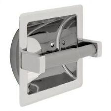 Commercial 5567B Recessed Toilet Tissue Dispenser Chrome