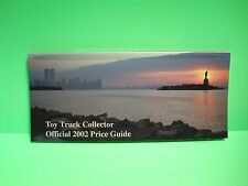 Texaco Hess Gulf Mobil Shell Etc Etc TRUCK COLLECTOR 2002 PRICE GUIDE 128 PAGES