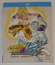 Dragon Ball Z Kai: Season Two 2 Complete - Blu-ray Box Set - NEW & SEALED