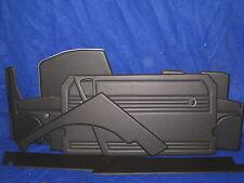 MG MIDGET SPRITE 1275/1500 BLACK 13 PIECE TRIM PANEL SET. INTERIOR KIT.     K2A*