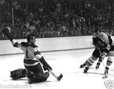 BOBBY ORR Color Photo (c) in action HOF Boston Bruins #10