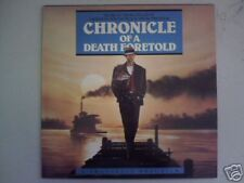 Chronicle Of A Death Foretold-1987-Original Movi Soundtrack-Record-LP