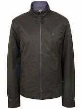 Mens Pretty Green Corporation Monkey Jacket Black XS CS075 MM 02