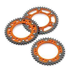 KTM Supersprox 2K Rear Sprocket Orange 44-T P/N ~5841005104404