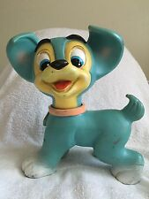 Vintage Walt Disney productions lady and the tramp baby dog